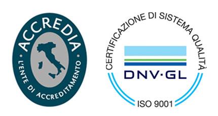 Certificazione qualità Carpenteria Omesa